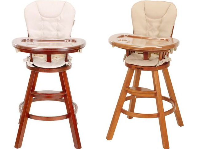 Recall October 9, 2012: Graco Recalls Classic Wood Highchairs