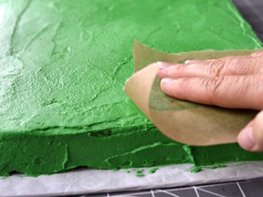 Frankenstein Cake Recipe - Step 10
