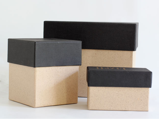 DIY Decor: Fabric Covered Storage Boxes - Step 1