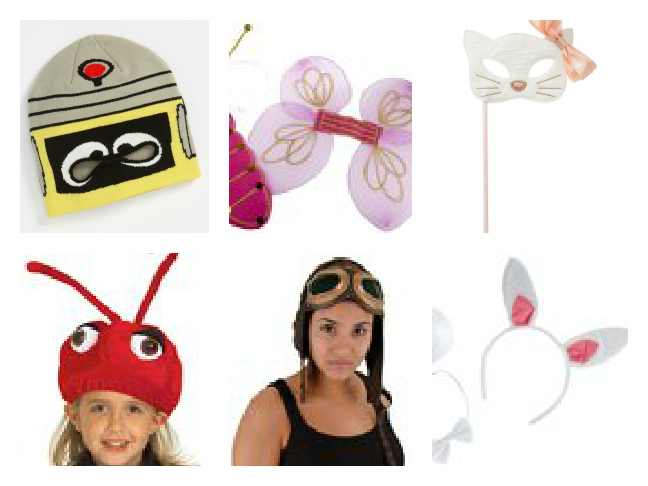 6 Items Under $25: Halloween Costume Accessories