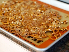 Halloween Snack Mix Recipe - Step 3