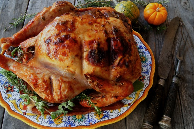 Roaste Turkey Recipe