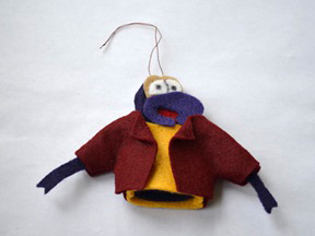 Gonzo Ornament Craft