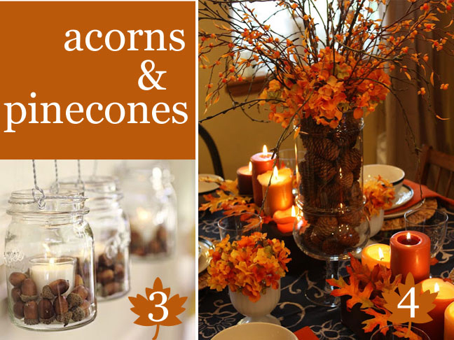 Thanksgiving Table Decor - Case Fillers 3