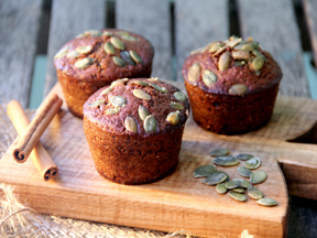 Spice Muffin Recipe