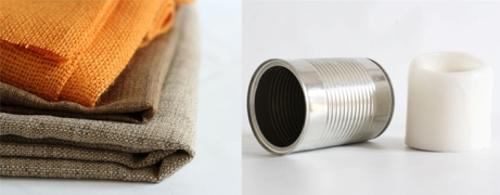 Tin Can Vases - Supplies