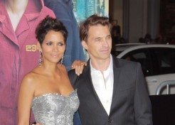 Olivier Martinez And Gabriel Aubry Have Violent Altercation At Halle Berry's; Gabriel Hospitalized