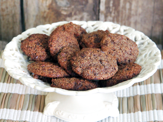Gluten-Free Chocolate-Chunk Cookie Recipe