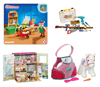 Toys for Twins - Christmas Shopping