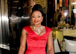 The Real Housewives Of Atlanta Star Phaedra Parks Is Pregnant With Her Second Child!