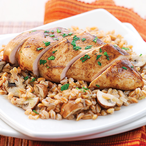 Balsamic Dijon Chicken Recipe