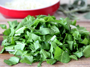 Swiss Chard Mac 'n Cheese Recipe - Step 4