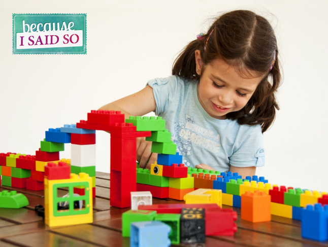 Parenting Blog - Legos
