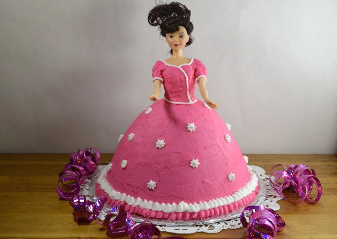 Princess Birthday Cake Recipe