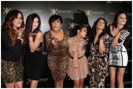 The Kardashian Jenner Family
