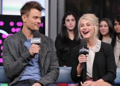 Photos: Julianne Hough And Josh Duhamel Take 'Safe Haven' To Canada