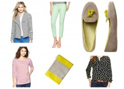 Spring Essentials from the Gap
