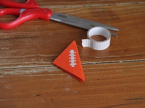 Paper Football Game DIY - Step 4