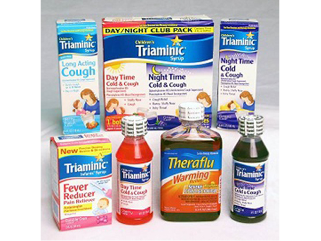 Triaminic Theraflu Recall