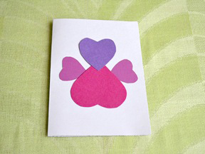 Homemade Valentine's Day Card - Step 7