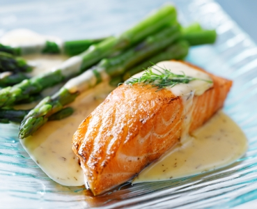 Salmon for Skin Health