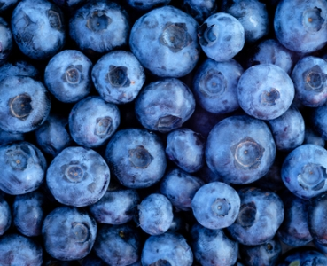 Blueberries for Skin Health