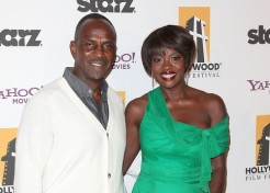 A Little Valentine's Day Goodness: Viola Davis Shares How Her Husband Came Into Her Life