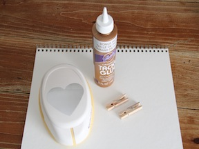 Valentine's Day Craft - Step 5