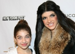 Photos: Teresa Giudice, Nicolas Cage, Hilary Duff and More Celebrity Parents Out And About With Their Kids