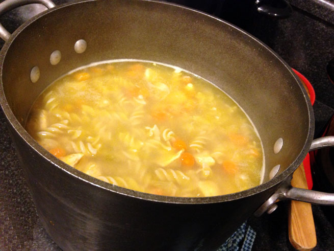 Chicken Soup for Baby Recipe