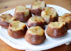 Upside-Down Apple Muffins Recipe
