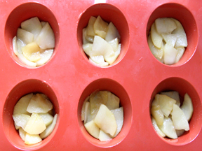 Uside-Down Apple Muffins Recipe - Step 5