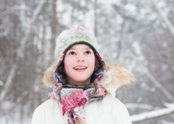 How to Prepare for a Winter Storm with Kids