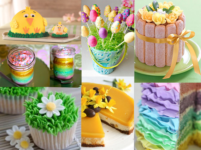 15 Easter Cakes