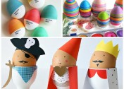 25 Fresh Ways to Decorate Easter Eggs