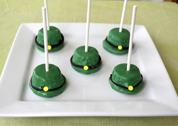 Leprechaun Hat Pops Recipe
