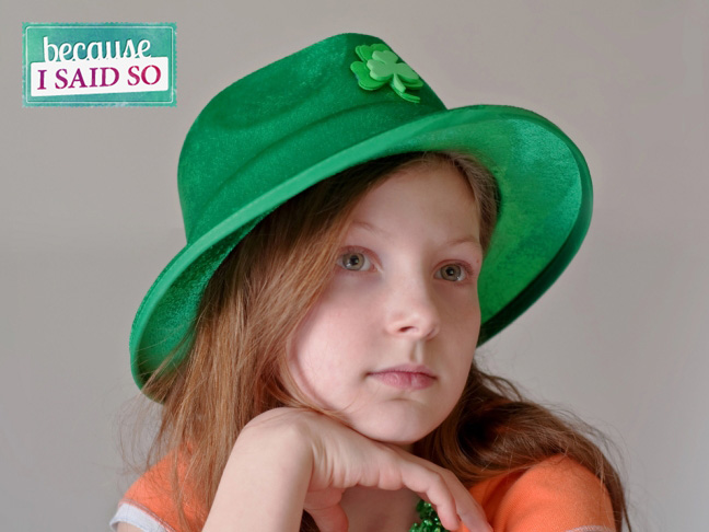 Parenting Blog - St. Patrick's Day