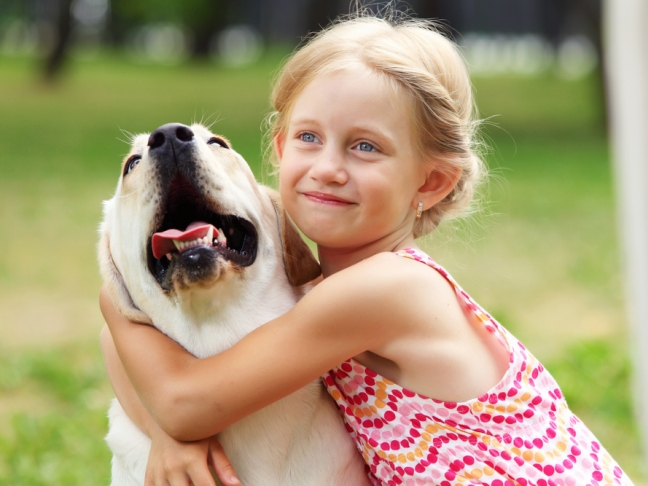 Teach Kids Responsibility with Pets