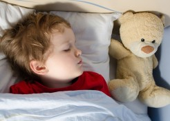 3 Steps to Establishing Healthy Sleeping Habits for Toddlers