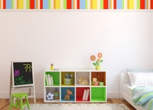 Cool Ideas for Organizing Kids' Rooms