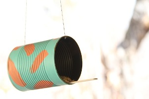 Bird Feeder Spring Craft - Step 7