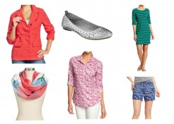 Spring Fashion Finds from Old Navy
