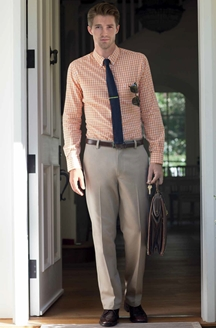 Never Iron Khakis by Dockers