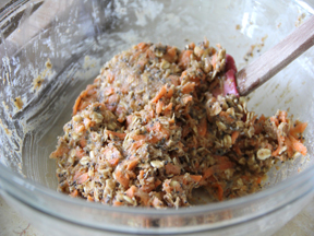 Carrot Porridge Cookies - Step 4A