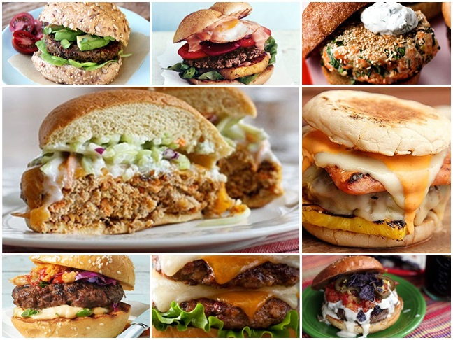 Creative Burger Recipes