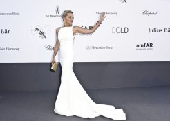 Photos: High Fashion And Big Donations At The AmFAR Cinema Against AIDS Charity Gala