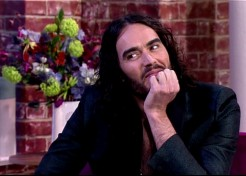 Russell Brand Talks Marriage, Monogamy And Morrissey