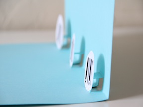 Father's Day Pop-Up Card Craft - Step 7