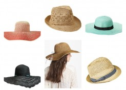 Stylish Straw Hats for Sunny Days