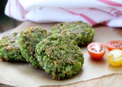 Broccoli Pecorino Fritters Recipe